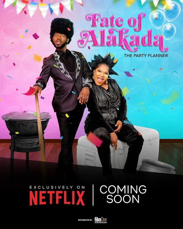 Movie: Fate Of ALAKADA (The Party Planner)
