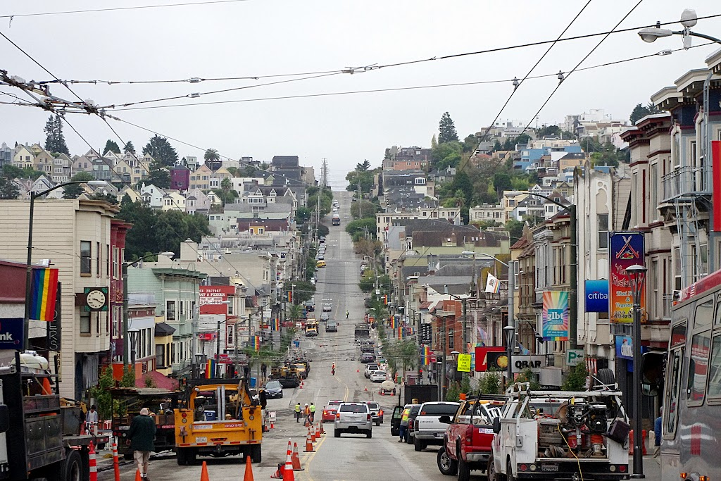 Que ver en San Francisco. Barrio de Castro