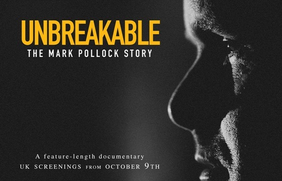 Unbreakable The Mark Pollock Story