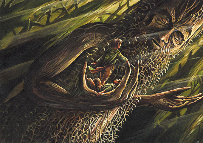 Treebearda, Fantasy Scenes 1