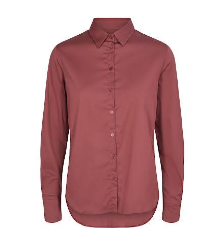 Mos Mosh Martina shirt wild plum