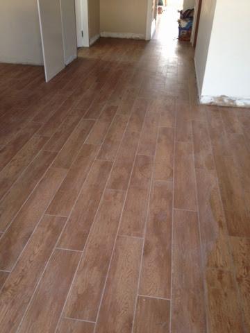 R U Tiling: Tiling over existing floor tiles