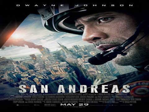 مشاهدة فيلم San Andreas مترجم اون لاين بجودة TS