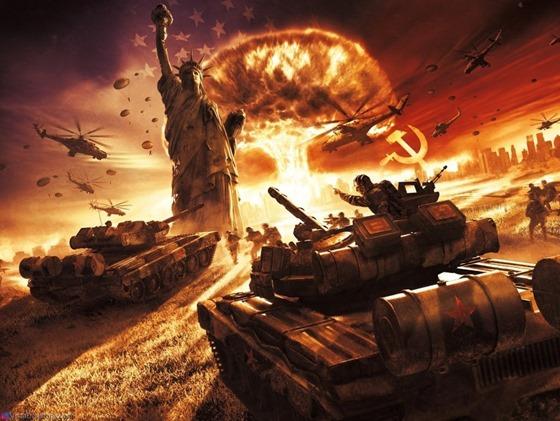 A cada dia que passa a III Guerra Mundial se torna mais