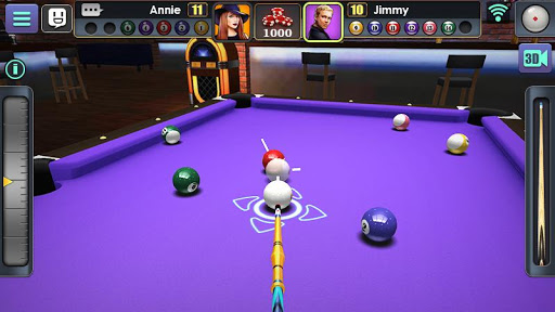 3D Pool Ball screenshot 10