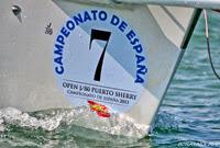 J/80 Spanish Championship logo