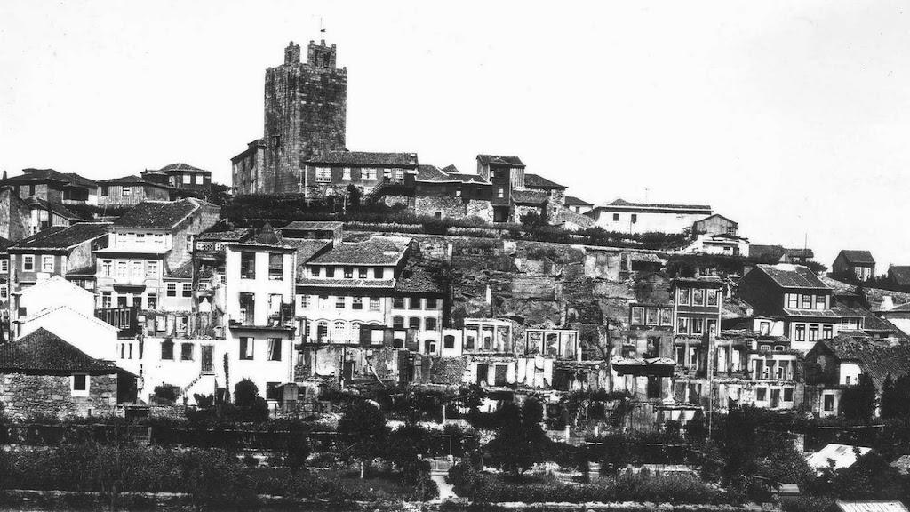 Castelo de Lamego(ainda com os sinos)