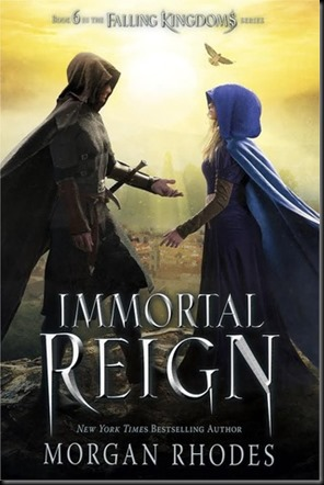 Immortal Reign  (Falling Kingdoms #6)