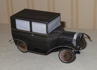1908 Ford Modèle T