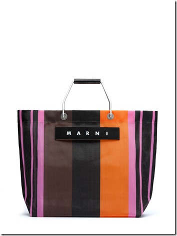 Marni Market Rinascente_Stripe bag