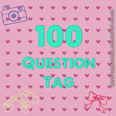 100 Question Tag