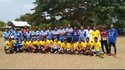 Turnamen Sepak Bola Trofeo Cup Liga Amal Desa Kutaampel - Batujaya