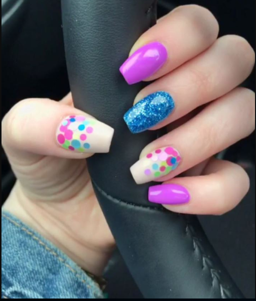 Cute And Simple Nail Designs For Short Nails 2018 5