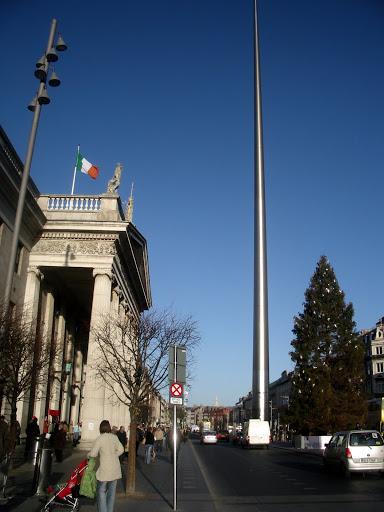 Qué ver en Dublín. Calle O´Connell