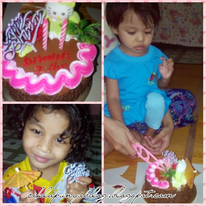 Happy birthday adik mia!