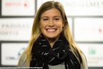Eugenie Bouchard - BNP Paribas Fortis Diamond Games 2015 -DSC_8536.jpg