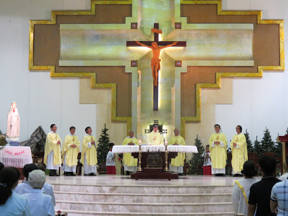 Khai mạc Năm Thánh Lòng Chúa Thương Xót