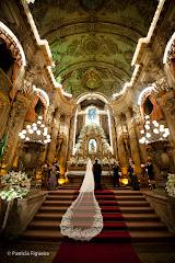 Foto 0864. Marcadores: 29/10/2011, Casamento Ana e Joao, Igreja, Igreja Sao Francisco de Paula, Rio de Janeiro