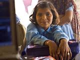 A primary school student, Amarpurkashi