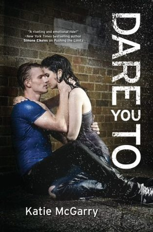 ARC Giveaway: DARE YOU TO by Katie McGarry