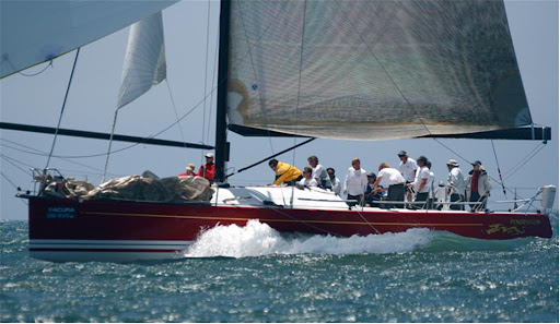 Davidson 52 'Pendragon IV' - Dibley design support USA