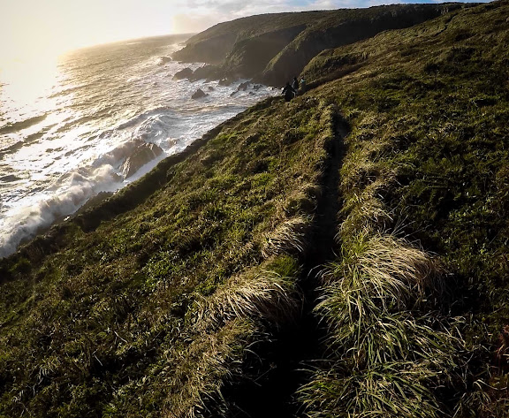 Ballycotton Cliff Walk. From 11 photos that capture the essence of rural Ireland