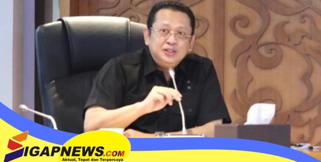 Bamsoet Mantan Ketua DPR RI Dukung OJK Dibubarkan