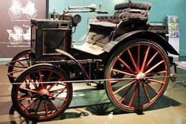 Panhard 1890 phaéton P2D