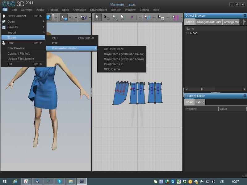 Phần Mềm Thiết Kế Thời Trang Clo 3D Miễn Phí 6