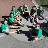 Ara klas (rode parel Basisaanbod) neemt deel aan scholenveldloop in Lokeren 26-09-2018 - IMG_20180926_142422.jpg