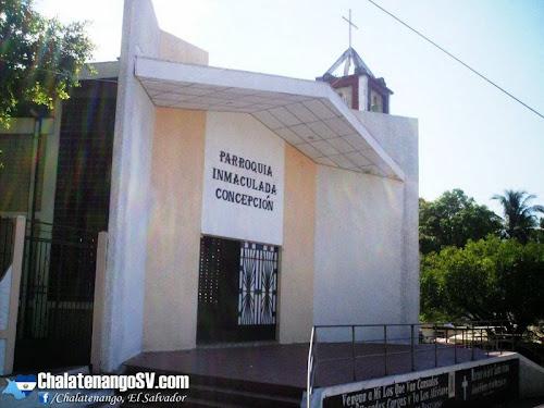 Iglesia de Concepcion Quezaltepeque