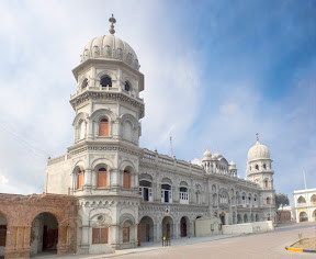 Birthplace of Guru Nanak Dev Ji