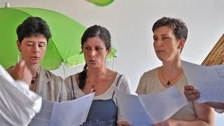 Felnőtt kórus - Bárdudvarnok Óvoda átadás 2015.05.23.