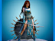 Sword And Shield Fantasy Girl