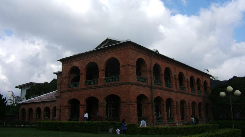 Dan shui Hong mao Castle