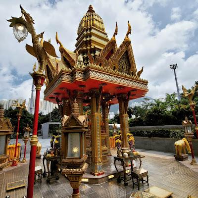 Four-Headed Buddha Shrine (10) ©LeDomduVin 2020