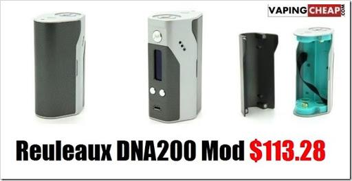 Reuleaux Box Mod2 1 thumb%25255B2%25255D - RX200にDNA200チップを搭載したバージョン「Reuleaux DNA200 Box Mod」が発売中