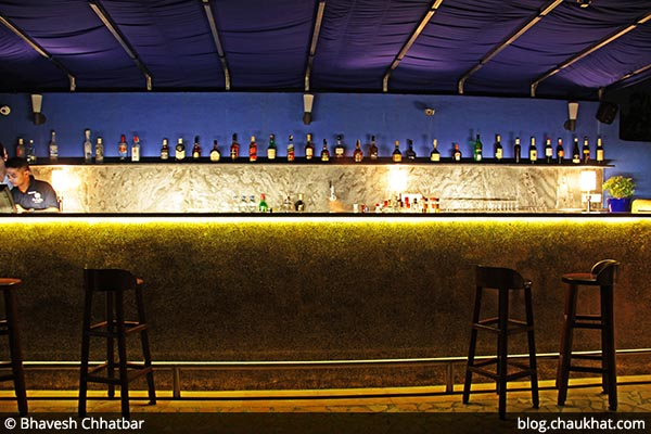 Open Bar at Dezio, Kalyani Nagar, Pune