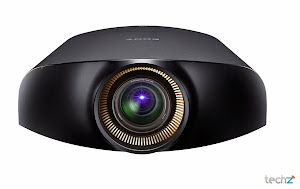 Sony chính thức ra mắt máy chiếu chuẩn 4K