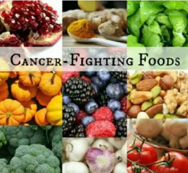 आइए जानें कि वे कौन से खाद्य पदार्थ हैं जो कैंसर की जाँच करते हैं