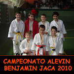CAMPEONATO JACA ALEVIN BENJAMÍN 2010
