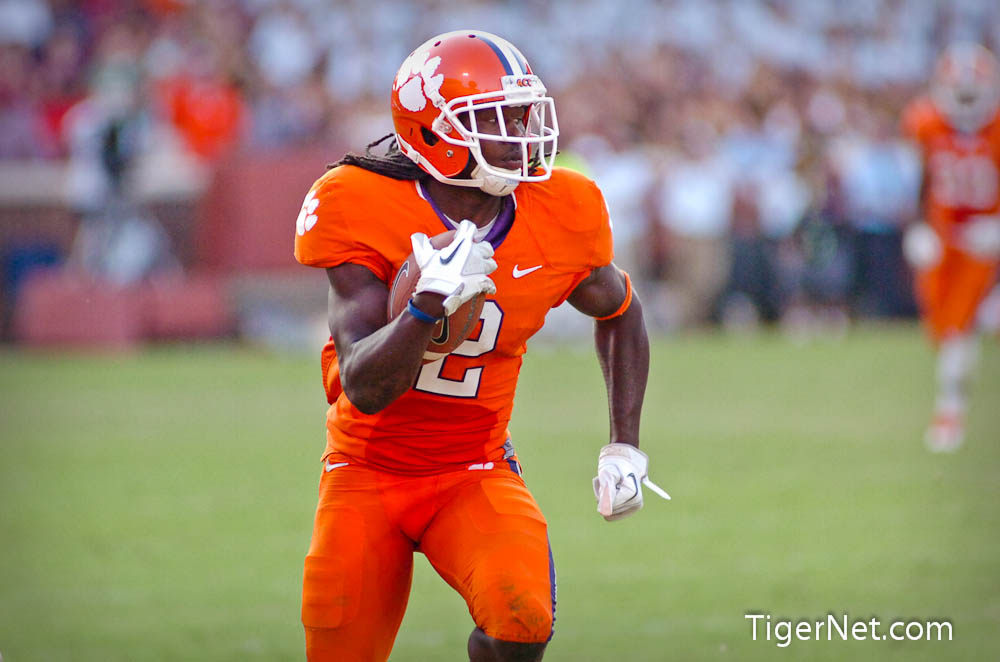 Clemson vs. Florida State - 2nd Half Photos - 2011, Florida State, Football, Sammy Watkins