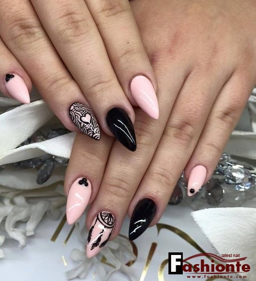 Nail Salons And Trendy Hair: 50+ Most Beautiful & Trendy & Popular Nails Photos On 2016