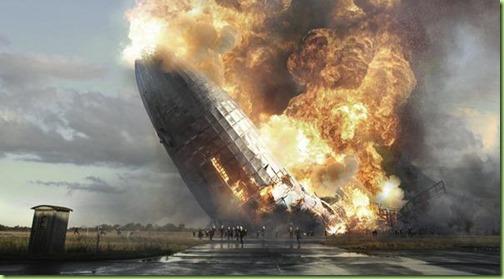 hindenberg explosion