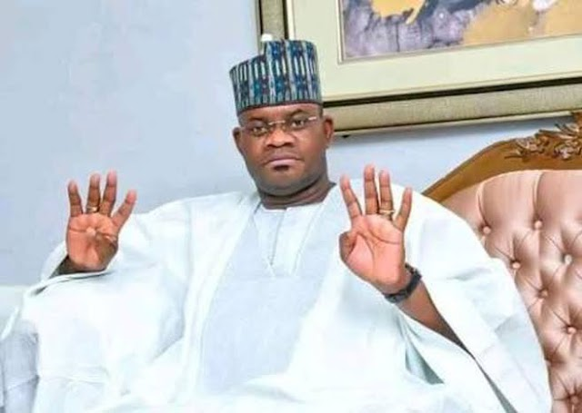 Considering My Good Track Record In Kogi, I Am Ready To Take Over From Buhari