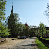 szemlélődő (magyar) domonkos apácák Németországban - eingang-kloster.JPG