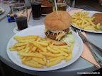 Ein Hamburger!
