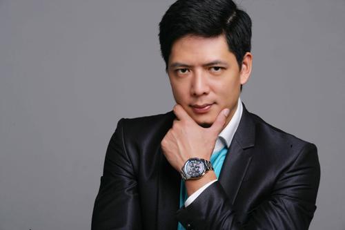 Nam người mẫu đẹp trai Nguyễn Bình Minh