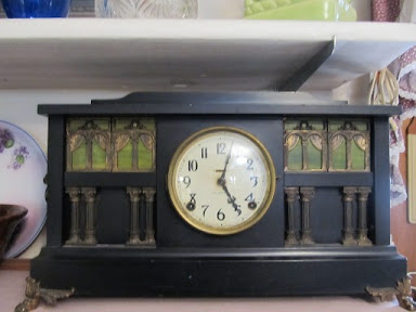 another mantle clock