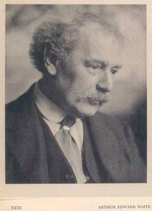Arthur Edward Waite 4, Arthur Edward Waite